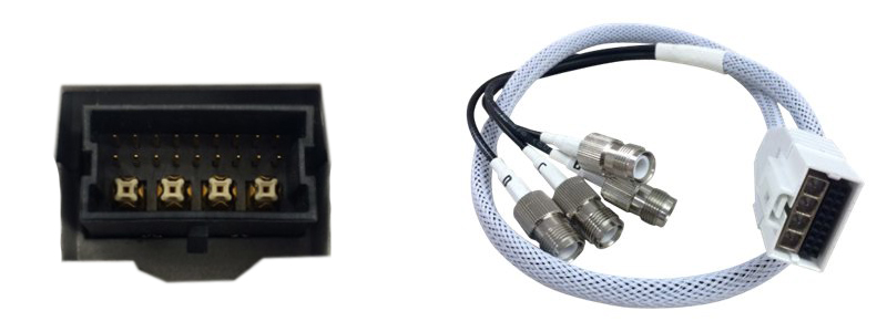 Smart Antenna Connector and Cable